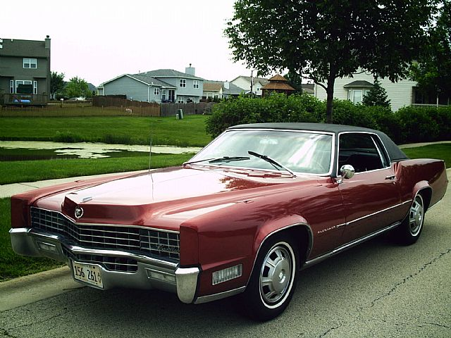 1967 Cadillac Eldorado For Sale Romeoville Illinois