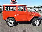 1969 Toyota Land Cruiser Picture 2