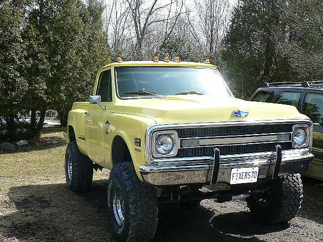 1970 chevrolet 4x4 for sale williamstown ontario. Black Bedroom Furniture Sets. Home Design Ideas