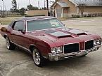 1971 Oldsmobile Cutlass Picture 2