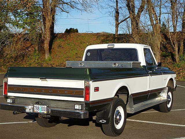 1972 Chevrolet Cheyenne Super For Sale Meeker  Colorado