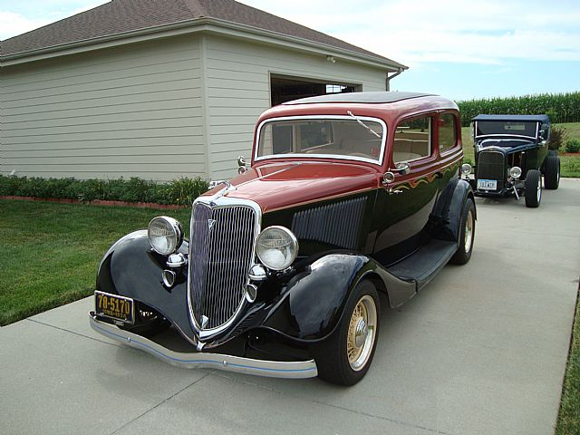 1934 ford 2 door sedan for sale iowa for 1934 ford four door