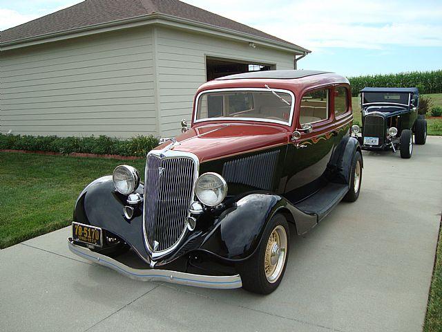 1934 ford 2 door sedan for sale iowa for 1934 ford door