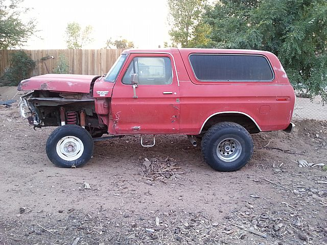 1979 ford bronco for sale hesperia california. Cars Review. Best American Auto & Cars Review