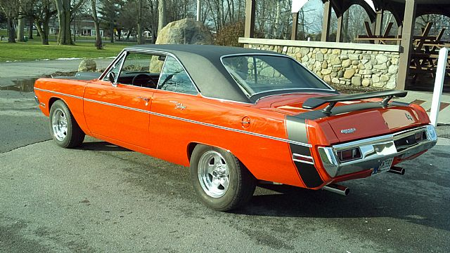 1970 Dodge Dart Swinger For Sale Connersville, Indiana
