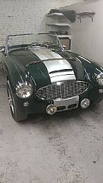 1961 Austin Healey 3000 Picture 2