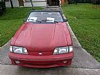 1987 Ford Mustang Picture 2