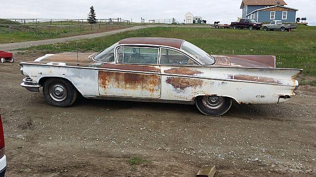 1959 Buick Coupe For Sale Eureka Montana