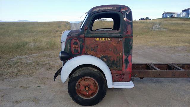 1941 Ford COE Truck For Sale Eureka, Montana