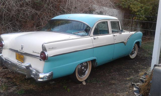 1955 ford fairlane for sale roseburg oregon for 1955 ford fairlane 4 door