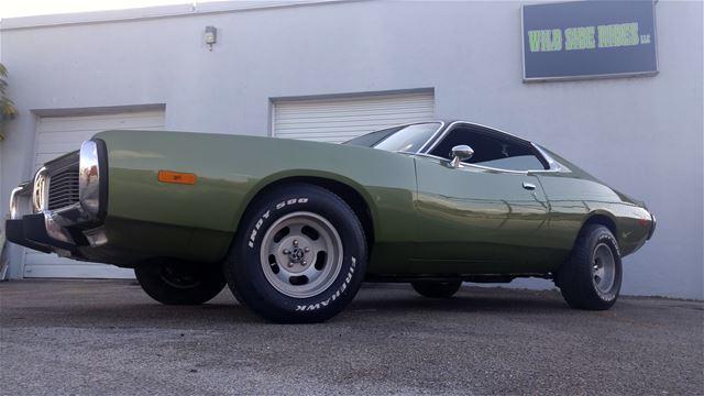1973 Dodge Charger For Sale Stuart, Florida