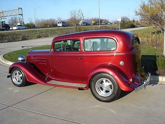 1935 chevy standard sedan for sale