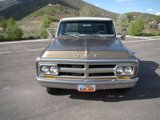 1970 gmc 2500 for sale midway utah. Black Bedroom Furniture Sets. Home Design Ideas