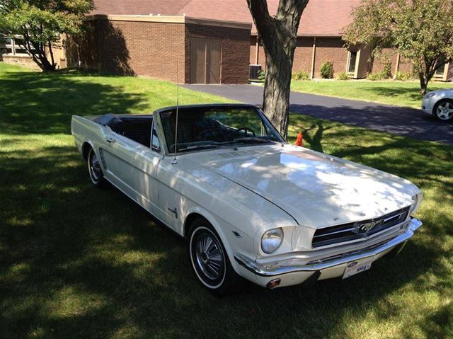 1964 ford mustang for sale wixom michigan. Black Bedroom Furniture Sets. Home Design Ideas