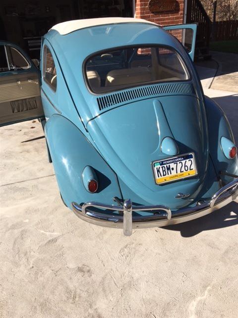 1961 Volkswagen Beetle For Sale Cranberry Township