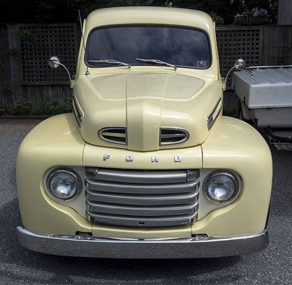 1950 Ford F1 For Sale Lancaster Pennsylvania