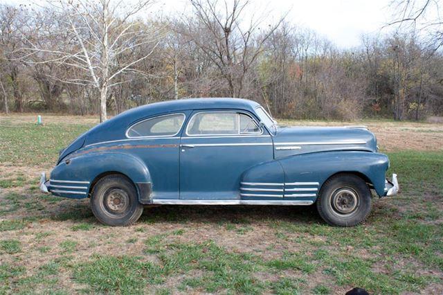 1947 chevrolet fleetline for sale clinton missouri for 1947 chevy fleetline 4 door