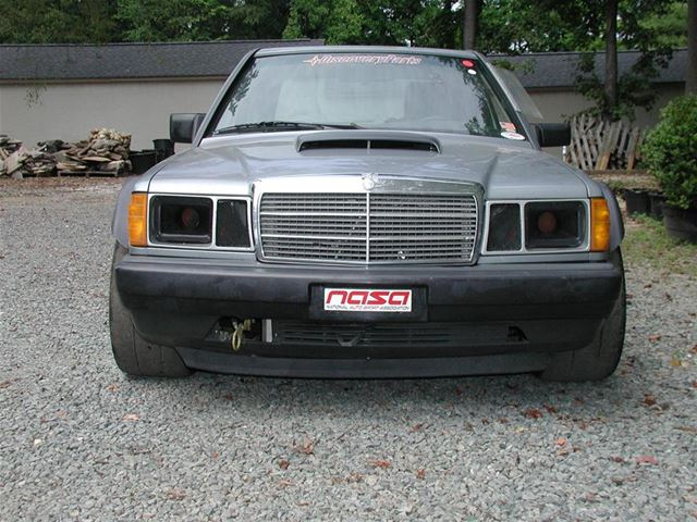 1984 mercedes 190d for sale matthews north carolina for Mercedes benz for sale in nc
