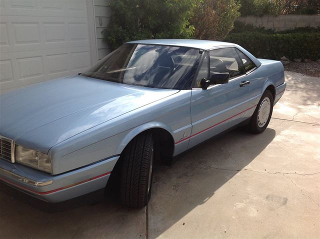 1989 cadillac allante for sale windomar california. Cars Review. Best American Auto & Cars Review