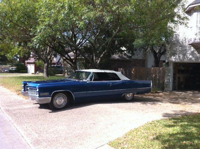 1966 cadillac deville for sale san antonio texas. Black Bedroom Furniture Sets. Home Design Ideas