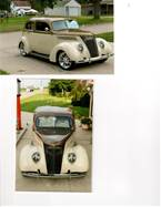 1937 Ford Tudor Picture 2