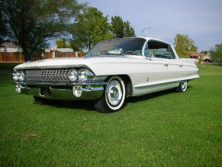 1961 Cadillac Fleetwood For Sale los angeles, California