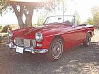 1964 MG Midget Picture 2