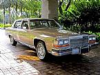 1986 Cadillac Brougham Picture 2