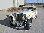 1948 MG TC Picture 2