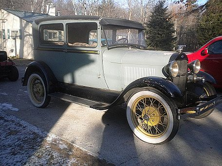 1929 Ford Model T For Sale Lakeview Michigan