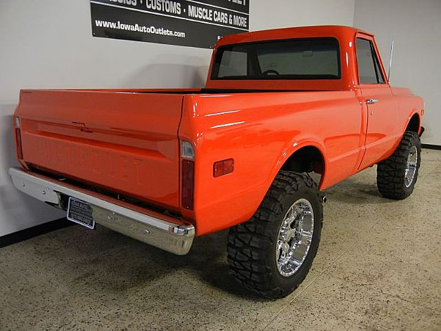 Related Pictures 1971 Chevy C10 Custom 454 Big Block Turbo 400 12 Bolt ...