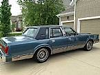 1986 Lincoln Town Car Picture 2