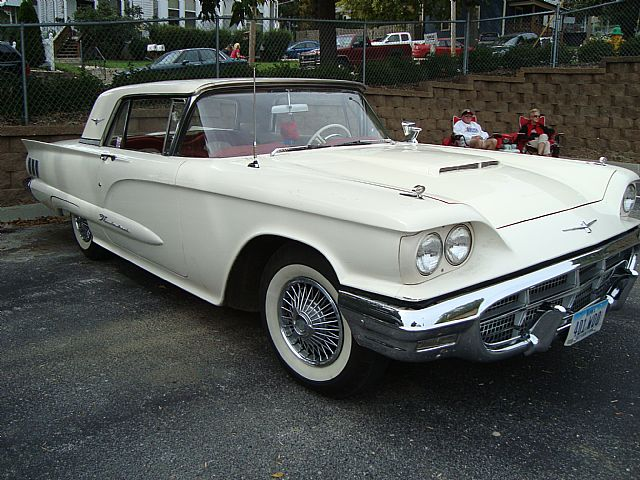 1960 ford thunderbird for sale iowa. Cars Review. Best American Auto & Cars Review