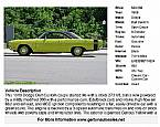 1969 Dodge Dart Picture 2