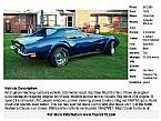 1973 Chevrolet Corvette Picture 2