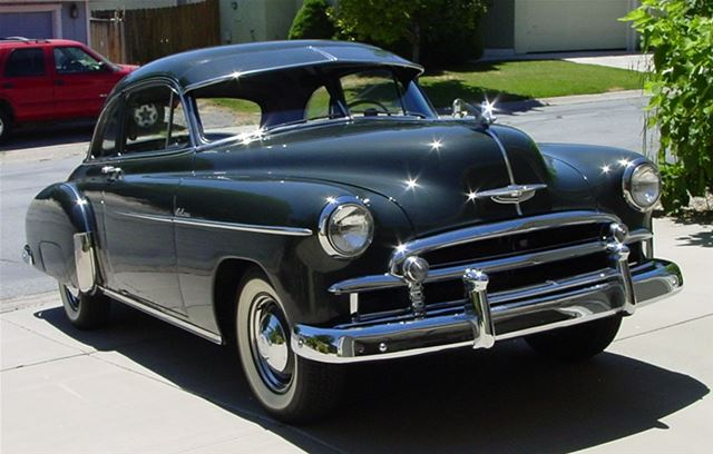 1950 chevrolet styleline deluxe coupe for sale quincy for 1950 chevy styleline deluxe 4 door sedan