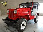 1964 Willys CJ3B Picture 2