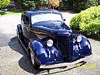 1936 Ford 5 Window Coupe Picture 2