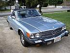 1965 Mercedes 380SL Picture 2