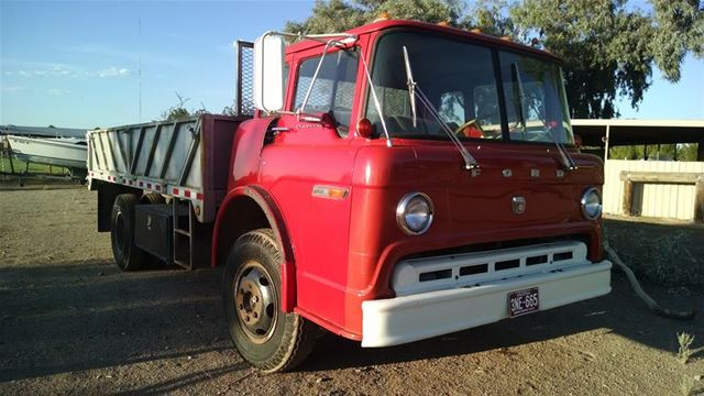 1972 Ford F700 Cab Over For Sale Payson Arizona