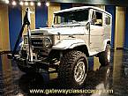 1963 Toyota Land Cruiser Picture 2