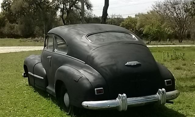 1947 Oldsmobile 2 Door Sedan For Sale San Antonio Texas