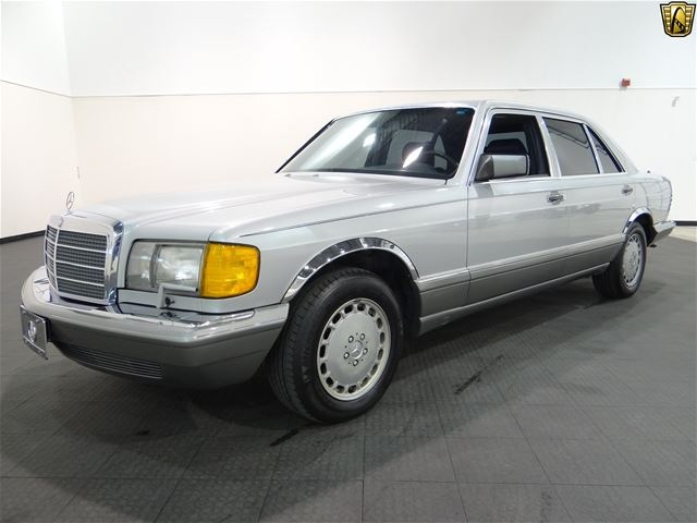 1987 mercedes 420sel for sale indianapolis indiana for 1987 mercedes benz 420sel