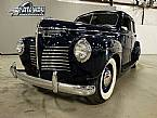 1940 Plymouth Sedan Picture 2