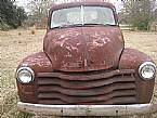 1950 Chevrolet Pickup Picture 2