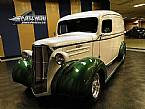 1937 Chevrolet Panel Truck Picture 2