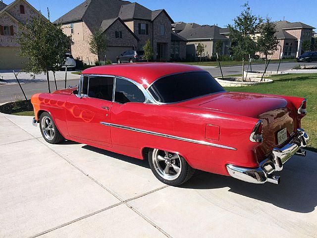 1955 Chevrolet 210 Sport Coupe For Sale Austin  Texas