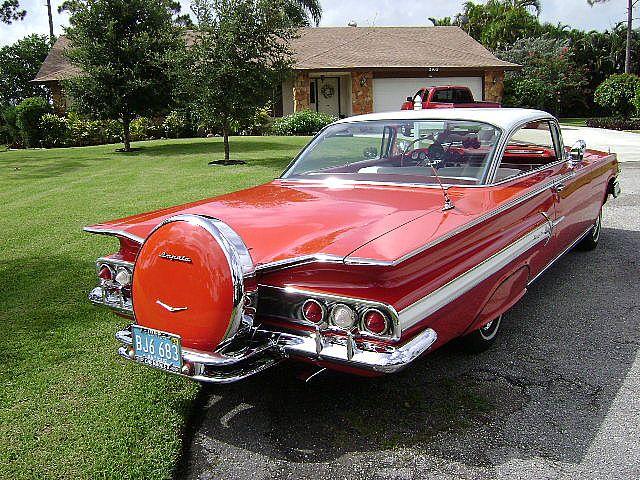 1960 Chevy Impala Continental Kit