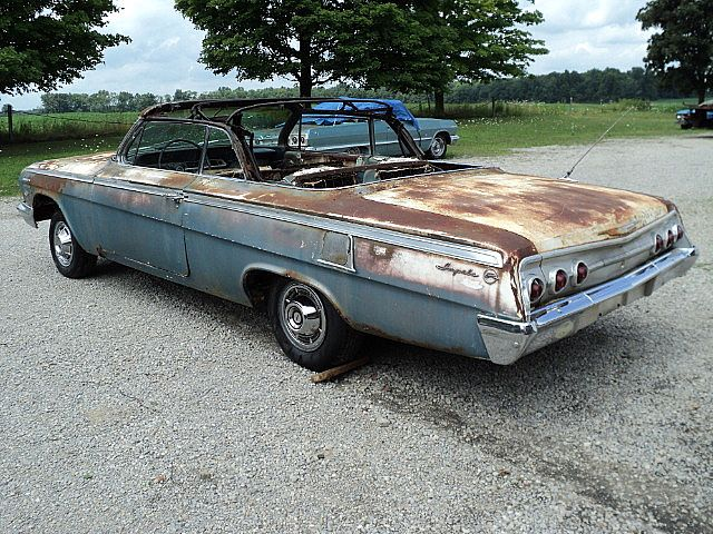 1969 Impala Convertible For Sale Craigslist ...