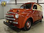 1949 Dodge Panel Truck Picture 2